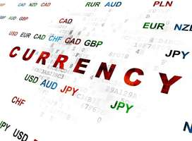 Currency and money symbols global currencies